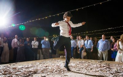 Greek wedding dance