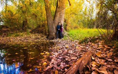 Forest River couple
