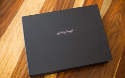Hot Foil Album Box