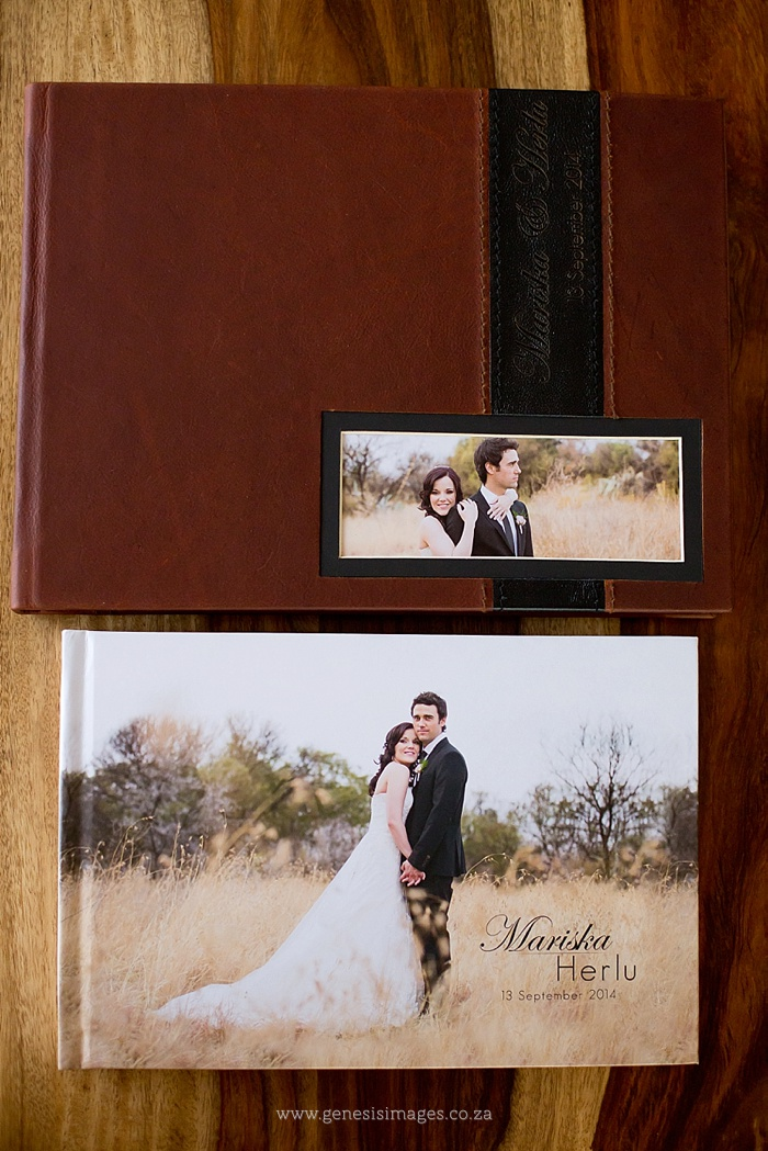 Wedding album design